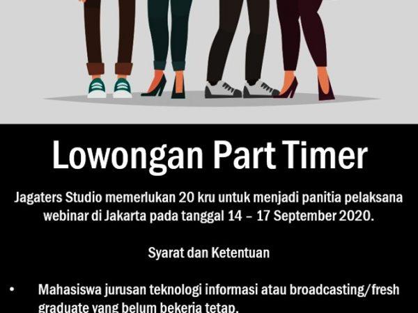 Lowongan Part Time
