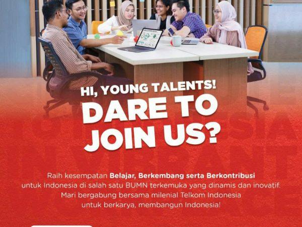 Lowongan Kerja 'Telkom Indonesia'